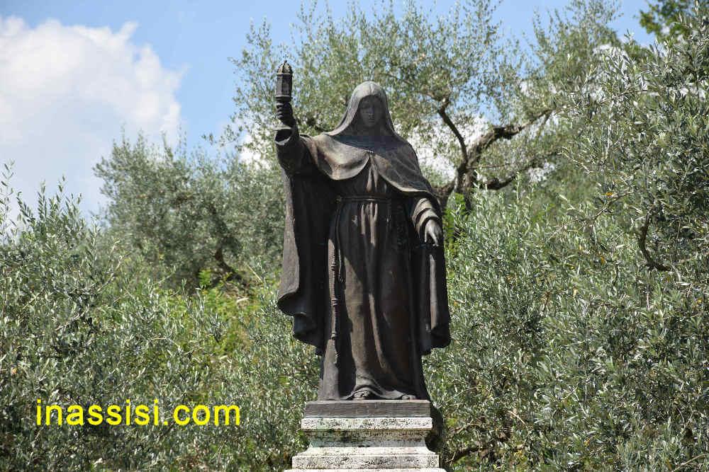 Le Chiese Di Assisi E Dintorni Santuario San Damiano